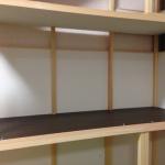天板、床材断面の見た目を改善する