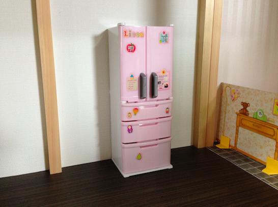 こおりコロコロ冷蔵庫